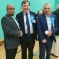 Jhual Hafiz, John Whittingdale & Ian Jones